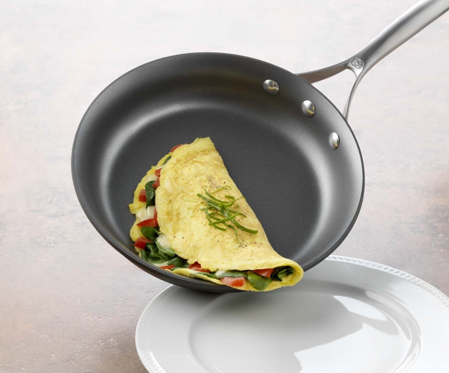 Calphalon Unison Nonstick Slide Surface Omelette Pan