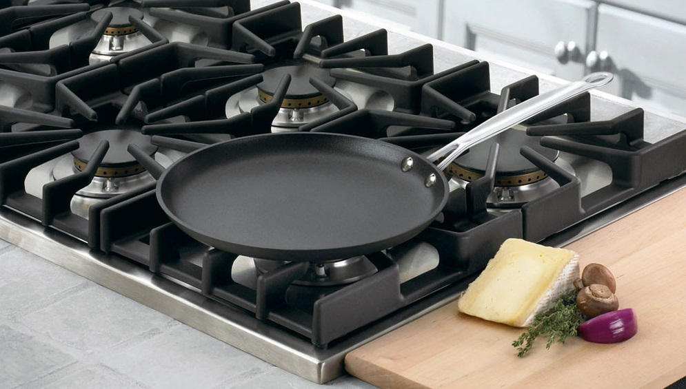 Nonstick Hard Anodized Cuisinart Crepe Pan Review
