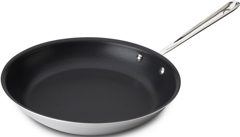 Stainless Steel Frying Pan - All Clad 4110 NS R2 Pan